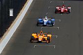 Verizon IndyCar Series<br /> Indianapolis 500 Carb Day<br /> Indianapolis Motor Speedway, Indianapolis, IN USA<br /> Friday 26 May 2017<br /> Fernando Alonso, McLaren-Honda-Andretti Honda<br /> World Copyright: Phillip Abbott<br /> LAT Images<br /> ref: Digital Image abbott_indy_0517_27879