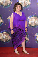 "Susan Calman<br /> at the launch of the new series of ""Strictly Come Dancing, New Broadcasting House, London. <br /> <br /> <br /> ©Ash Knotek  D3298  28/08/2017"