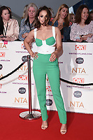 Seema Jaswal<br /> arriving for the National Television Awards 2021, O2 Arena, London<br /> <br /> ©Ash Knotek  D3572  09/09/2021