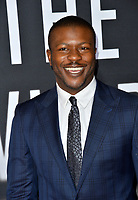 "LOS ANGELES, CA: 24, 2020: Edwin Hodge at the premiere of ""The Invisible Man"" at the TCL Chinese Theatre.<br /> Picture: Paul Smith/Featureflash"