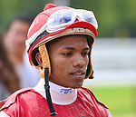 Scenes from around the track on July 29, 2017 at Saratoga Race Course in Saratoga Springs, New York. (Bob Mayberger/Eclipse Sportswire)