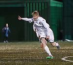 East Kilbride's Jack Smith celebrates his goal
