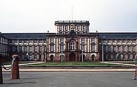 Mannheim: Baroque Palace, 1720-1760.