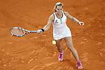 Dominika Cibulkova, Slovakia, during Madrid Open Tennis 2016 Final match.May, 7, 2016.(ALTERPHOTOS/Acero)