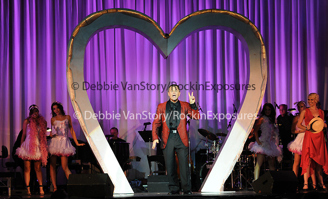 Sam Harris at the Les Girls 10th Annual Cabaret fundraiser for National Breast Cancer Coalition Fund -NBCCF- held at Avalon in Hollywood, California on October 04,2010                                                                               © 2010 Debbie VanStory / RockinExposures