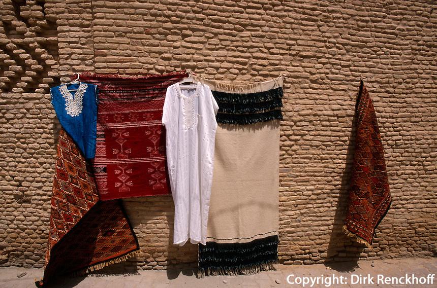 Lehmziegelhaus ,Tozeur, Tunesien