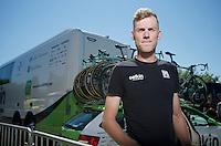 winner of stage 5 (cobbles to Wallers): Lars Boom (NLD/Belkin)<br /> <br /> 2014 Tour de France<br /> stage 12: Bourg-en-Bresse - Saint-Etiènne (185km)