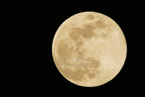Full Moon, Texas, USA
