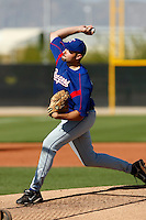 Dustin Brader - Texas Rangers - 2009 spring training.Photo by:  Bill Mitchell/Four Seam Images