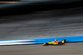 2018 Verizon IndyCar Series Phoenix testing<br /> Phoenix Raceway, Avondale, Arizona, USA<br /> Saturday 10 February 2018<br /> Ryan Hunter-Reay, Andretti Autosport Honda<br /> World Copyright: Phillip Abbott/LAT Images<br /> <br /> ref: Digital Image abbott_phxTest2018_8392