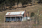 Old Farm Worker Cottage, Walcha Road, Old Buildings, Country, History