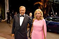 --- NO TABLOIDS NO SITE WEB --- La princesse Camilla et le prince Charles de Bourbon des Deux-Siciles - BAL DE LA ROSE 2017, MONTE CARLO, MONACO 18 MARS 2017