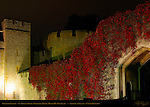 Tower of London, St. Thomas Tower, Wakefield Tower, Henry III's Watergate, London, England, UK