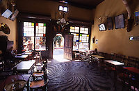Greece. Rhodes Old Town. Inside The Oldest Kafeneio europe