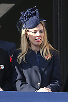***NO UK*** REF: MTX 193994 - British Prime Minister Boris Johnson's partner Carrie Symonds attends the annual Remembrance Sunday memorial at The Cenotaph in London, England.  NOVEMBER 10th 2019. Credit: Trevor Adams/Matrix/MediaPunch