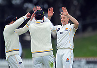 191021 Plunket Shield Cricket - Wellington Firebirds v Otago Volts
