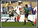 14/9/02       Copyright Pic : James Stewart                     .File Name : stewart-qots v inverness 11.DENNIS WYNESS HEADS HOME CALEY'S THIRD GOAL....James Stewart Photo Agency, 19 Carronlea Drive, Falkirk. FK2 8DN      Vat Reg No. 607 6932 25.Office : +44 (0)1324 570906     .Mobile : + 44 (0)7721 416997.Fax     :  +44 (0)1324 570906.E-mail : jim@jspa.co.uk.If you require further information then contact Jim Stewart on any of the numbers above.........