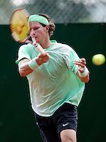 16-8-06,Amsterdam, Tennis, NK, First round match, Jasper Smit