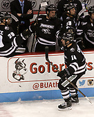 Scott Conway (PC - 10) - The Boston University Terriers tied the visiting Providence College Friars 2-2 on Saturday, December 3, 2016, at Agganis Arena in Boston, Massachusetts.