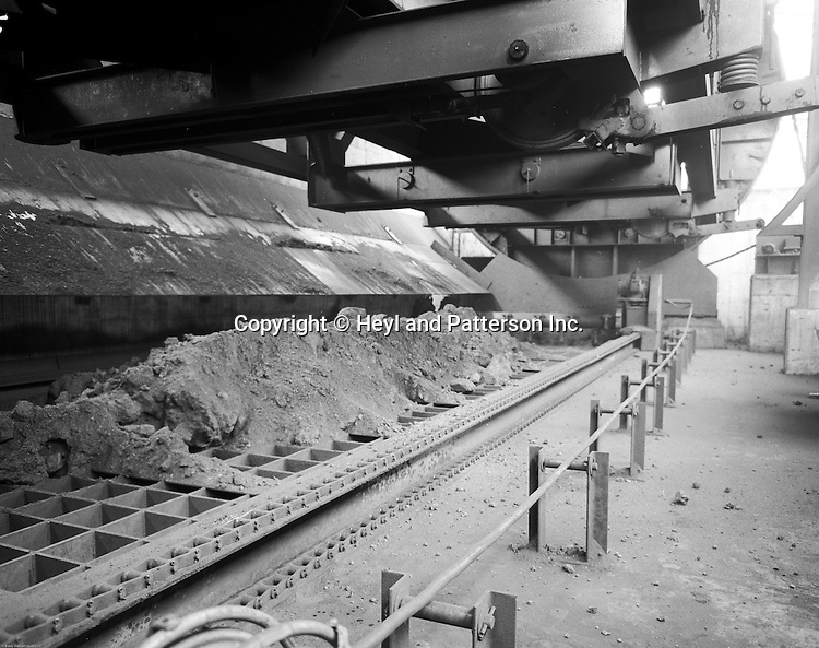 Client: Heyl and Patterson Company<br /> Ad Agency: Heyl and Patterson Marketing<br /> Product: Coal Handling and Processing Equipment<br /> Location: New Florence PA:  <br /> <br /> On location photography for Heyl & Patterson. Coal pulverizers crush coal for the Conemaugh Power Plant. Client: Heyl and Patterson Company<br /> Ad Agency: Heyl and Patterson Marketing<br /> Product: Coal Handling and Processing Equipment<br /> Location: New Florence PA:<br /> <br /> Rotary car dumper is ready to turn railroad car with coal at the Conemaugh Power Plant. Founded in 1887, Heyl & Patterson is a leader in the design and construction of bulk transfer and thermal processing equipment for customers in a wide range of industries, including chemical, steel, biomass, energy, ports, and mining & minerals.