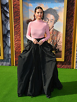 """LOS ANGELES, USA. January 11, 2020: Selena Gomez at the premiere of """"Dolittle"""" at the Regency Village Theatre.<br /> Picture: Paul Smith/Featureflash"""