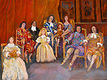 Versailles; Louie XIV and Family<br />