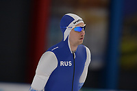 SPEEDSKATING: 07-12-2018, Tomaszów Mazowiecki (POL), ISU World Cup Arena Lodowa, 500m Men Division A, Pavel Kulizhnikov (RUS), ©photo Martin de Jong