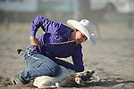 VHSRA - Fairfield, VA -  5.17.2015 - Goat Tying