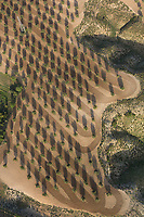 La Mancha - aerial