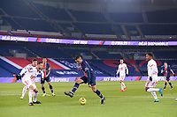 9th January 2021, Paris, France; French League 1 football, St. Germain versus Stade Brest;  KYLIAN MBAPPE PSG