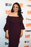 DIRECTOR PAAKHI A. TYREWALA - RED CARPET OF THE FILM 'THE LITTLE VISITORS' - 42ND TORONTO INTERNATIONAL FILM FESTIVAL 2017 IN TORONTO, CANADA, 07/09/2017. # FESTIVAL DU FILM DE TORONTO - RED CARPET 'THE LITTLE VISITORS'