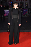 "Frances Barber<br /> arriving for the London Film Festival 2017 screening of ""Film Stars Don't Die in Liverpool"" at Odeon Leicester Square, London<br /> <br /> <br /> ©Ash Knotek  D3331  11/10/2017"