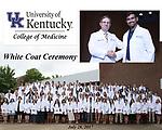 UK College of Medicine White Coat July 2017