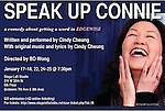 Cindy Cheung Stars in SPEAK UP CONNIE, BD Wong directs at Stage Left Studio