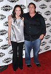 Chaz Bono & Jennifer Elia at The 2009 Outfest Opening Night Gala of LA MISSION held at The Orpheum Theatre in Los Angeles, California on July 09,2009                                                                   Copyright 2009 DVS / RockinExposures