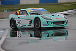 Ginetta GT4 Supercup : Donington Park : 19/20 April 2014