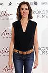 Actress attends Ara Malikian, Una Vida Entre Las Cuerdas Madrid Premiere on October 23, 2019 in Madrid, Spain.(ALTERPHOTOS/ItahisaHernandez)