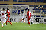 Yemen vs United Arab Emirates during the 2014 AFC U22 Mens Championship Gropu B match on January 13, 2014 at the Royal Oman Police Stadium in Muscat, Oman. Photo by World Sport Group