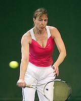 12-03-11, Tennis, Rotterdam, NOVK, Ivette de der Weert