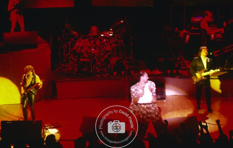 Marillion - Fish, Mark Kelly , Steve Rothery, pete trewavas