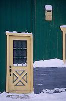 Amérique/Amérique du Nord/Canada/Quebec/Rivière-Eternité : Habitat