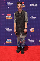 LOS ANGELES - APR 29:  Alex Angelo at the 2016 Radio Disney Music Awards at the Microsoft Theater on April 29, 2016 in Los Angeles, CA