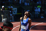 13 JUNE 2015: during the Division I Men's and Women's Outdoor Track & Field Championship held at Hayward Field in Eugene, OR. Steve Dykes/ NCAA Photos