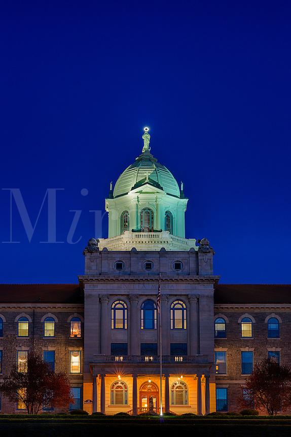 Villa Maria Hall, Immaculata University, Pennsylvania, USA