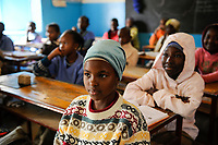 NIGER Zinder, children in school  NIGER Zinder, Kinder in einer Schule