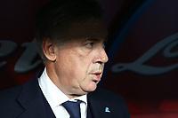 Carlo Ancelotti coach of Napoli looks on<br /> Napoli 09-11-2019 Stadio San Paolo <br /> Football Serie A 2019/2020 <br /> SSC Napoli - Genoa CFC<br /> Photo Cesare Purini / Insidefoto