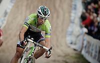 Sven Vanthourenhout (BEL/Crelan-AADrinks)<br /> <br /> GP Zonhoven 2014