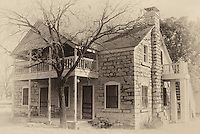 Adamsville was founded around 1856. Early ranchers in the area included Joseph Leland Straley, who built one of the first houses in the area, and the brothers Jasper and Perry Townsen.