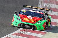 Barwell Motorsport British GT Championship car driven by Jon Minshaw and Phil Keen during the British GT Championship Round 1 practice and qualifying at Brands Hatch, Longfield, England on 16 April 2016. Photo by David Horn.