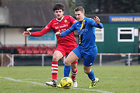 Hornchurch vs Kings Lynn Town 16-01-21